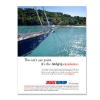Yachting Industry Ad Design