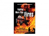 Book Cover Design - Fire