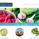 Web Design - Herbs and Supplements