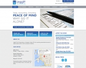 Website Design - Accounting