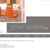 Interior Decorator Web Design