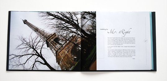 Table Top book Design for Self Publishers
