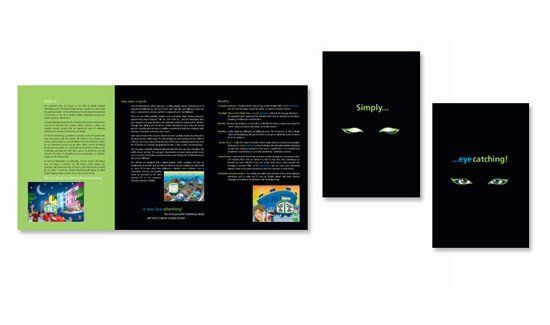 Advertising Company Logo - Brochure