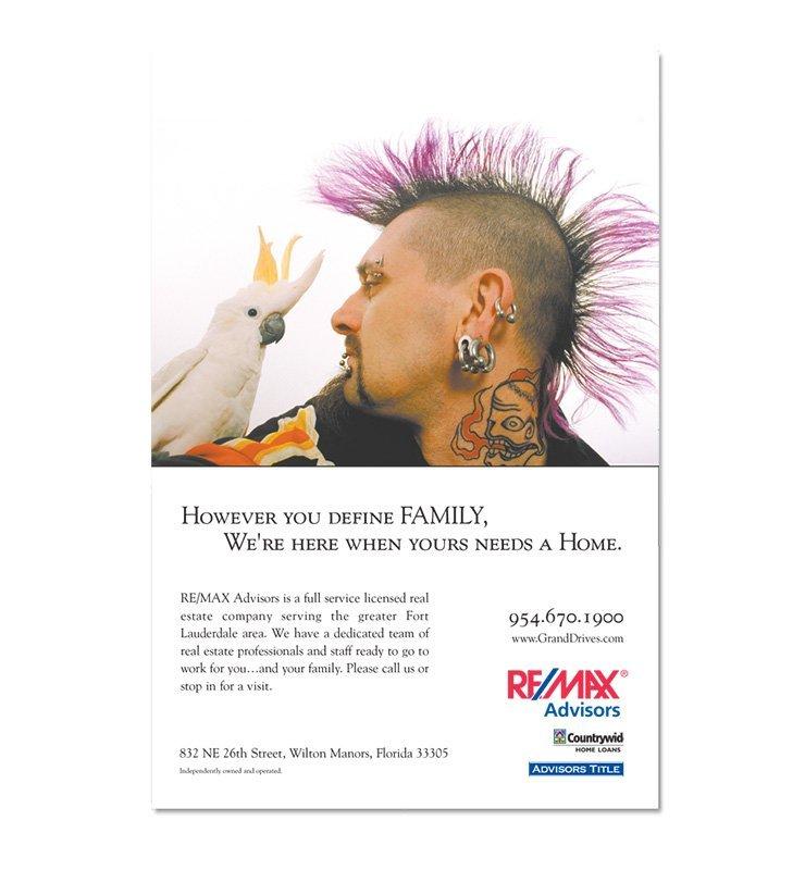 Real Estate Ad Campaign