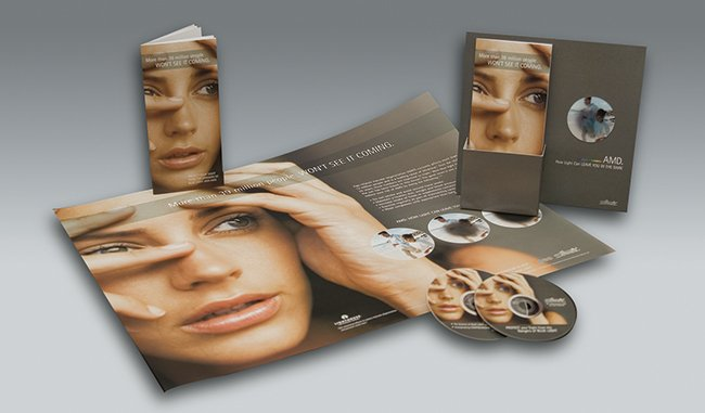 Brochures, Posters, postcards, point of sale