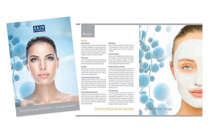 Brochure-Graphic Design