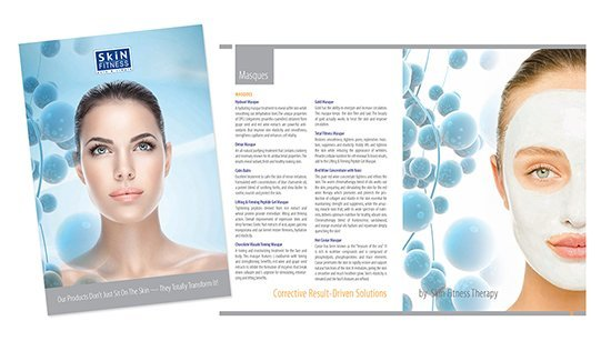 Skin Care brochure