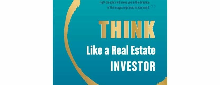 book design real estate investor